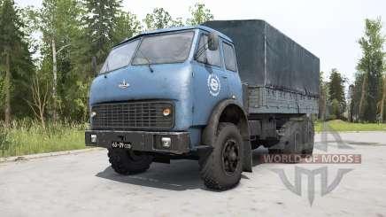 MAZ-516 for MudRunner