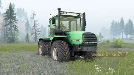 HTZ-17022 green for Spin Tires