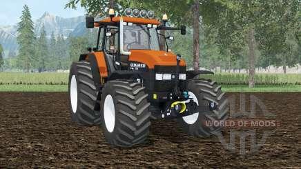 New Holland M 160 Turbo for Farming Simulator 2015