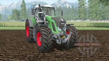 Fendt 939 Vario wheel shadeɽ for Farming Simulator 2015