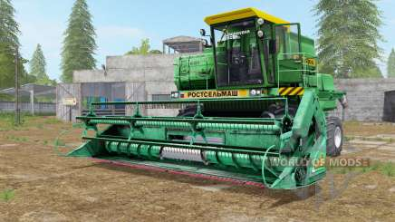 Don-1500B ninasimone-green for Farming Simulator 2017