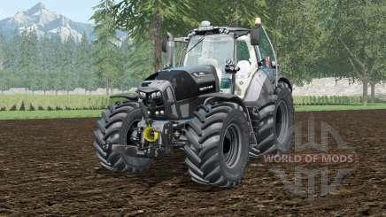 Deutz-Fahr 7250 TTV Warrior 2015 for Farming Simulator 2015