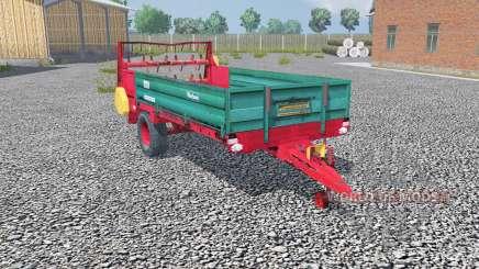Warfama N227 munsell blue for Farming Simulator 2013