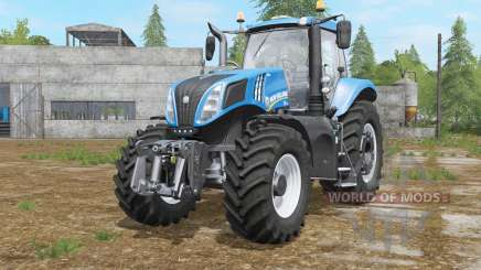 New Holland T8.320〡T8.380〡T8.435 for Farming Simulator 2017