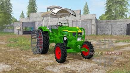 Deutz D 40S islamic greᶒꞑ for Farming Simulator 2017
