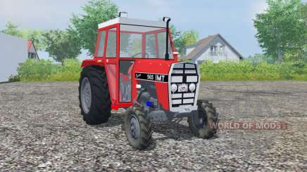 IMT 565 DeLuxe for Farming Simulator 2013