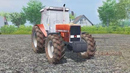 Massey Ferguson 3080 orange soda for Farming Simulator 2013