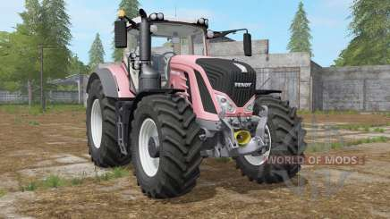 Fendt 930〡936〡939 Vario color choise for Farming Simulator 2017