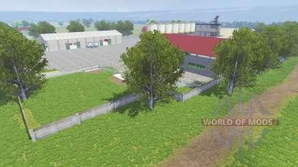 SpiWoo Land for Farming Simulator 2013