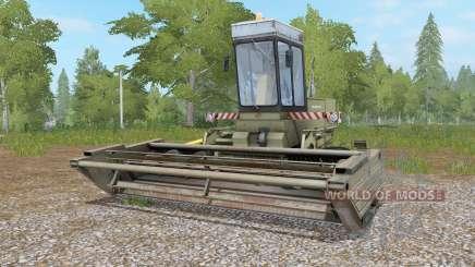 Fortschritt E 302 artichoke for Farming Simulator 2017