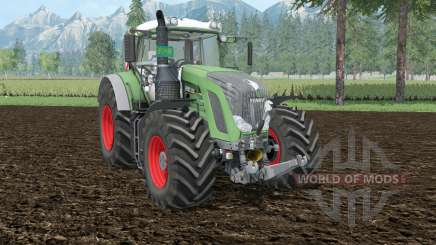 Fendt 939 Vario aqua forest for Farming Simulator 2015