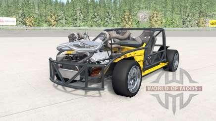 Ibishu 200BX Deathkart v1.3 for BeamNG Drive