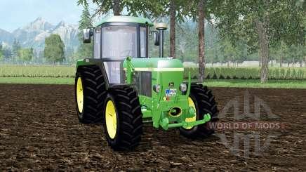 John Deerᶒ 3050 for Farming Simulator 2015