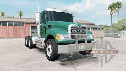 Mack Granite 2005 for American Truck Simulator