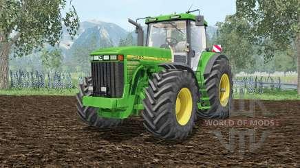 John Deere 8400 wheel shadeɽ for Farming Simulator 2015