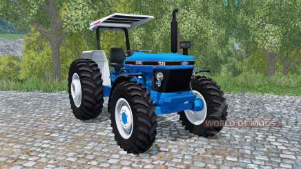 Ford 7630 process cyan for Farming Simulator 2015