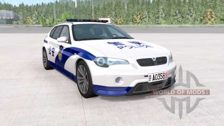 ETK 800-Series Chinese Police for BeamNG Drive
