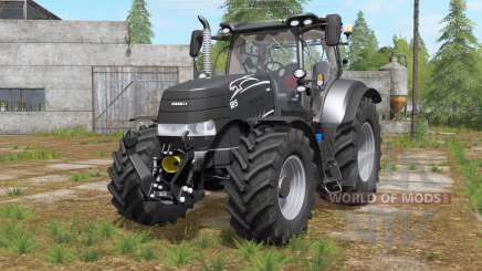 Case IH Puma 185〡200〡240 CVX Black Panther for Farming Simulator 2017