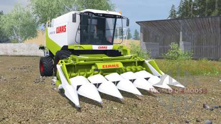 Claas Lexion 550 rio grande for Farming Simulator 2013