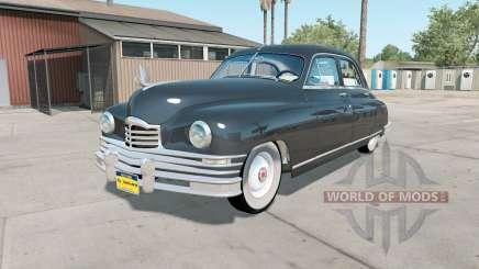 Packard Standard Eight Touring Sedan 1948 v1.1 for American Truck Simulator
