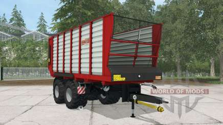 Kaweco Radium 45 fire engine red for Farming Simulator 2015