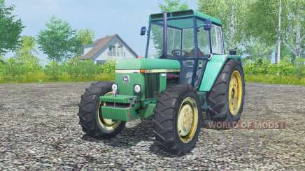 John Deere 3030 crayola green for Farming Simulator 2013