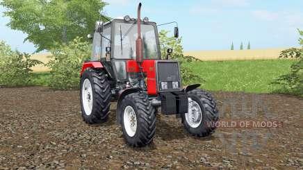 MTZ-1025 Белᶏҏуҫ for Farming Simulator 2017