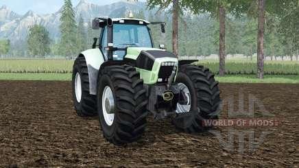 Deutz-Fahr Agrotron X 720 celadon for Farming Simulator 2015