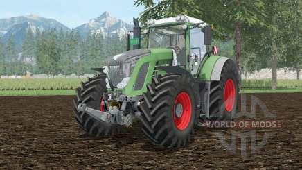 Fendt 939 Vario fruit salad for Farming Simulator 2015