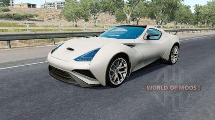 Sport Cars Traffic Pack v4.8 for American Truck Simulator