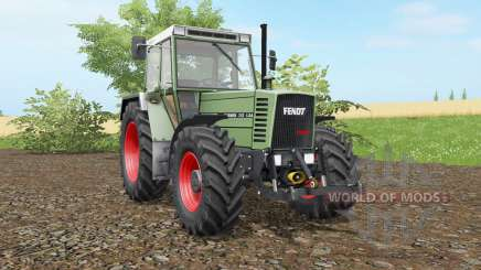 Fendt Farmer 300&312 LSA Turbomatiⱪ for Farming Simulator 2017