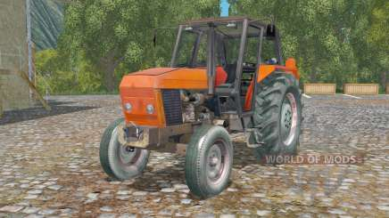 Ursus 1012 orange for Farming Simulator 2015
