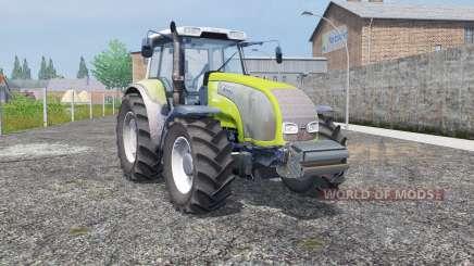 Valtra T140 front loader for Farming Simulator 2013