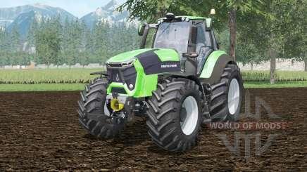 Deutz-Fahr 9340 TTV Agrotron 2014 for Farming Simulator 2015