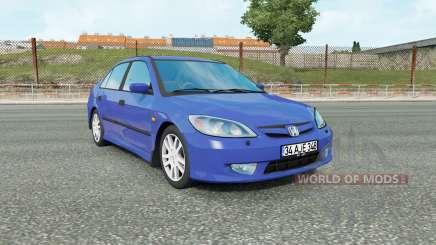 Honda Civic (ES) 2005 for Euro Truck Simulator 2