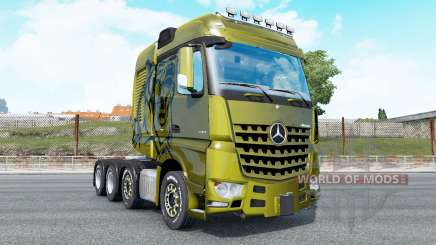 Mercedes-Benz Arocs 4163 SLƬ 2014 for Euro Truck Simulator 2