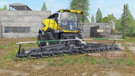 New Holland FR850 gloss removed for Farming Simulator 2017