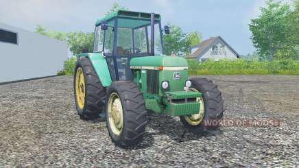 John Deere 3030 for Farming Simulator 2013