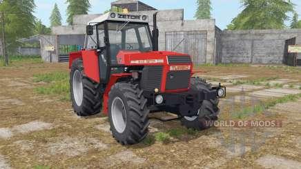 Zetor 16145 coral red for Farming Simulator 2017