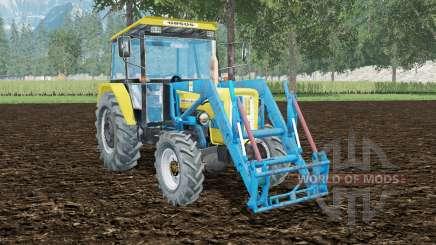 Ursus C-360 front loadeɽ for Farming Simulator 2015