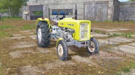 Ursus C-360 sunflower for Farming Simulator 2017