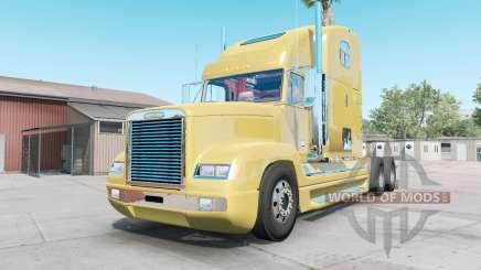 Freightliner FLD 120 golden sand for American Truck Simulator