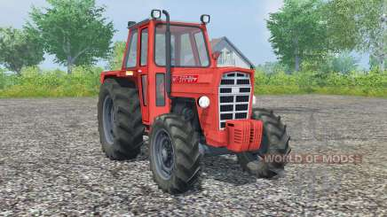 IMT 577 DV coral red for Farming Simulator 2013