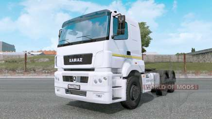 KamAZ-5490〡6520〡6580 for Euro Truck Simulator 2