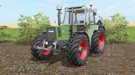 Fendt Favorit 615 LSA Turbomatiᶄ E for Farming Simulator 2017