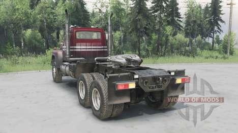 Ford LTL9000 for Spin Tires