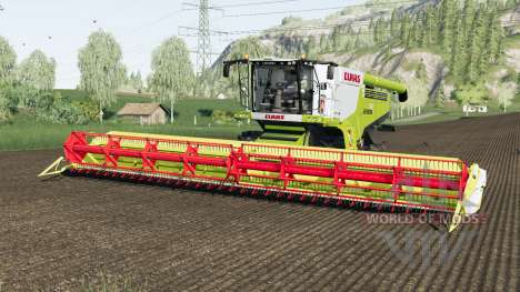 Claas Lexion 780 for Farming Simulator 2017