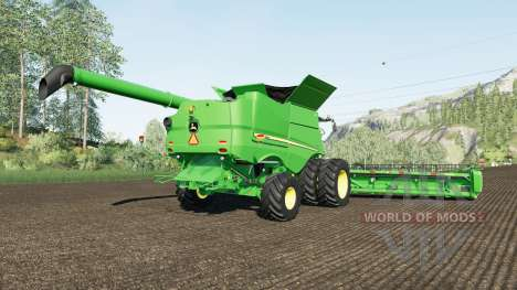 John Deere S700 USA for Farming Simulator 2017