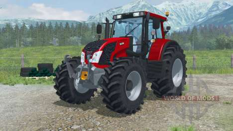 Valtra N163 for Farming Simulator 2013