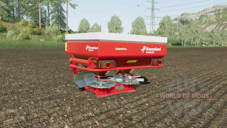 Kverneland Exacta EL 700 for Farming Simulator 2017